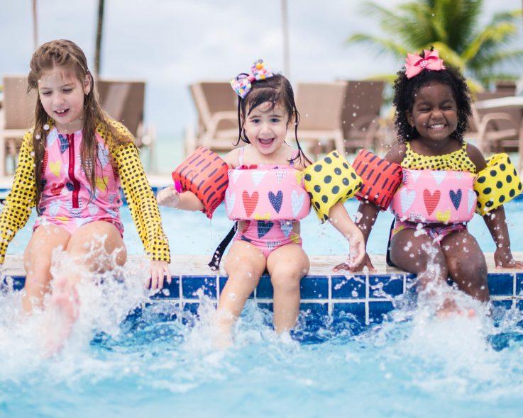 Summerville oferece atividades divertidas para as crianças e toda a família curtirem os últimos dias de férias