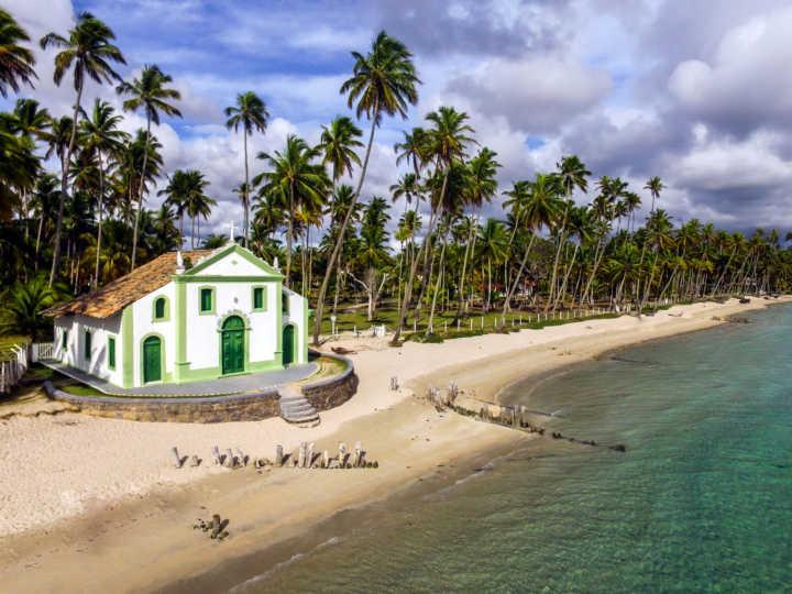 Pernambuco e paisagens naturais
