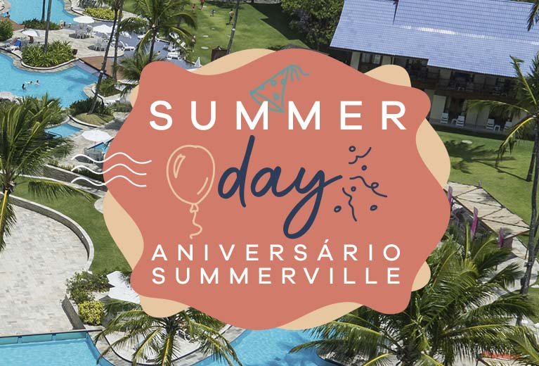 Summer Day é Aniversário do Summer!